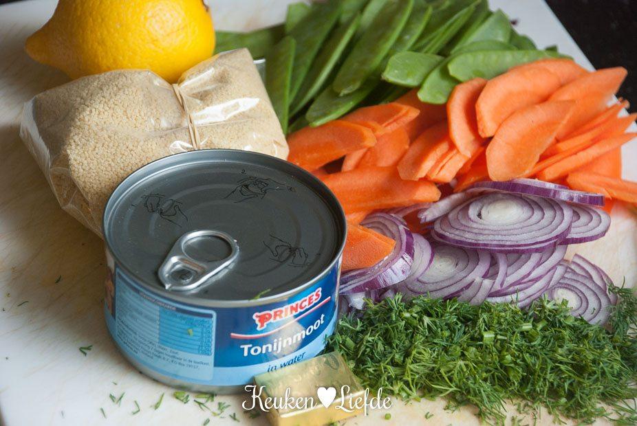 Couscoussalade met tonijn-1340