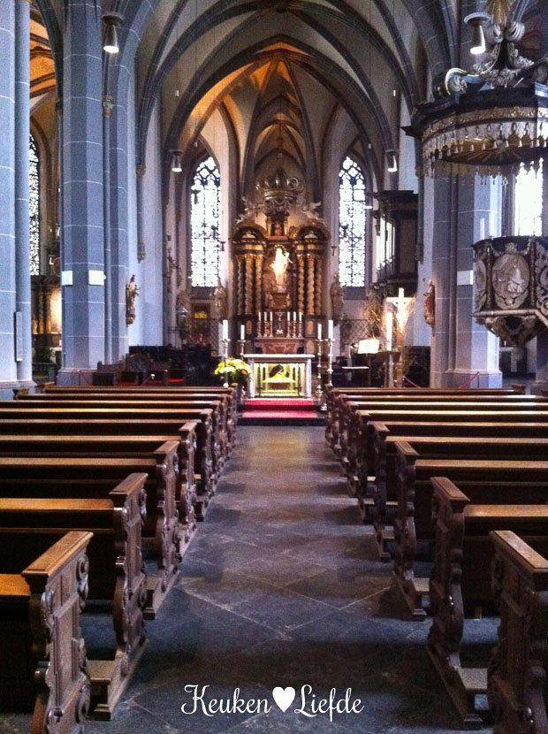 Een stedentrip met mijn moeder betekent kerken bezoeken ...