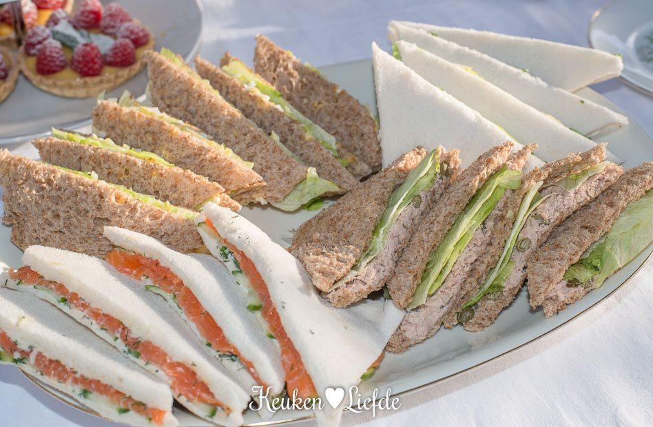 4x sandwichrecept
