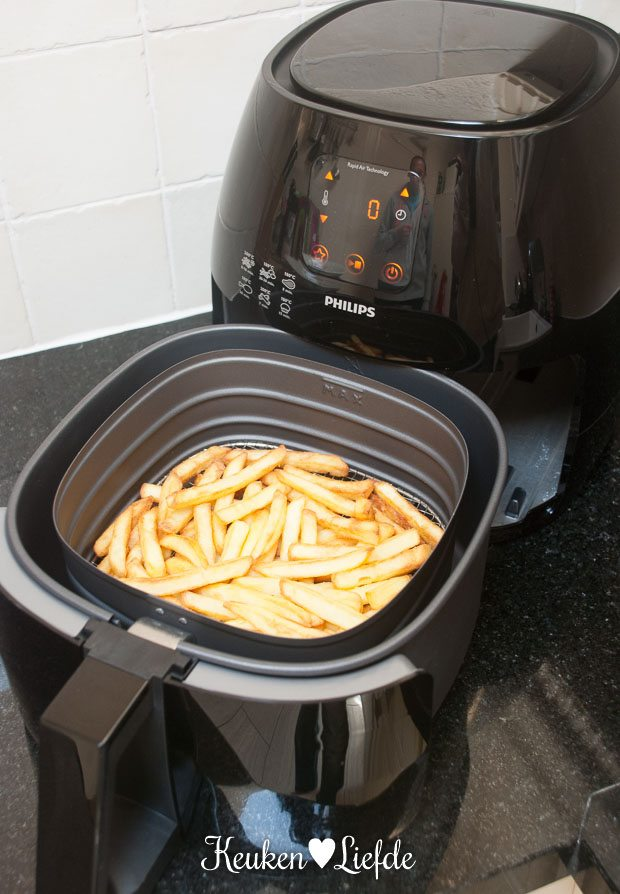 Getest: Philips Airfryer