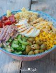 Speels & Smakelijk: smulsalade met toverdressing