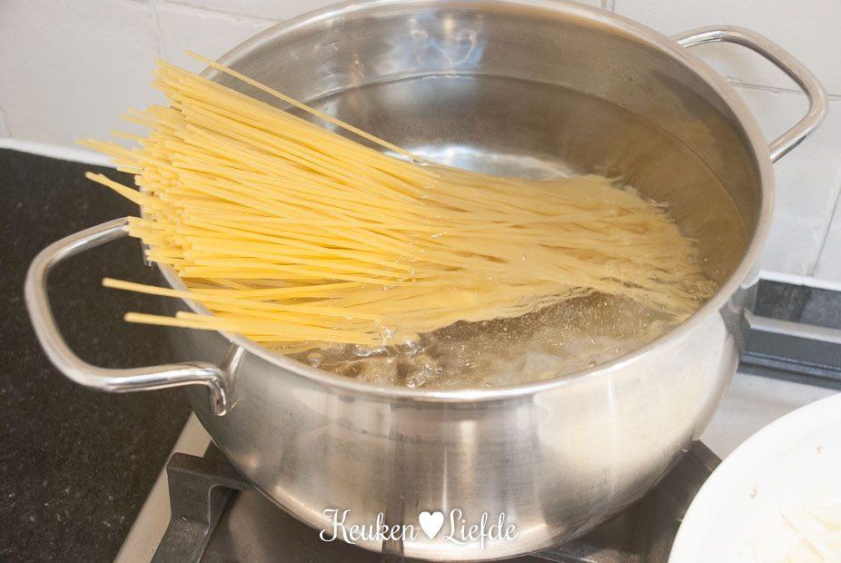 Spaghetti met venkel en garnalen-3170