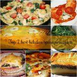 Top 7 best bekeken spinazierecepten