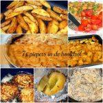 Top 7 populairste aardappelrecepten