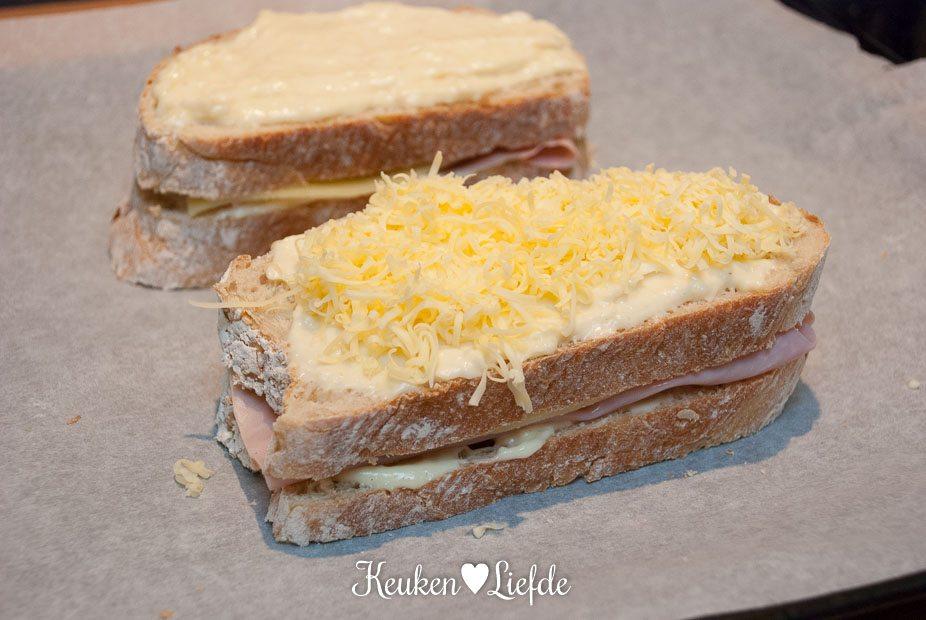 Mieks special: croque madame keuken♥liefde