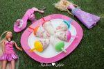 Speels & Smakelijk: yoghurtijsjes met siroop- en koekjesswirl