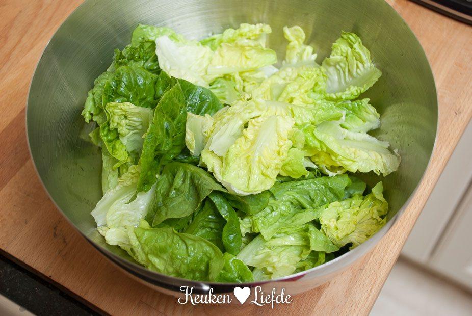 Caesar salade met kip-4663