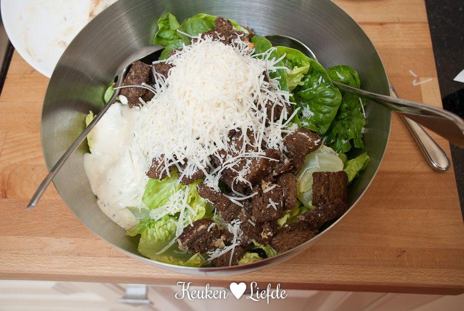 Caesar salade met kip-4683
