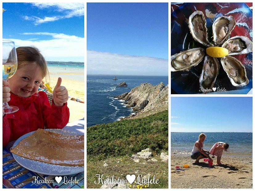 Snapshots Bretagne, Frankrijk 2015