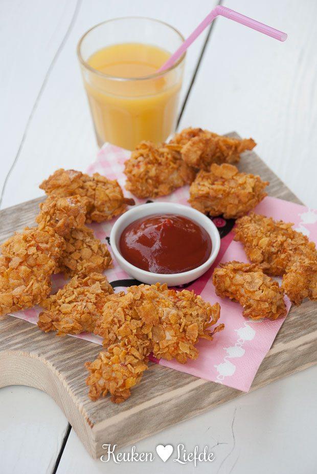 Speels & Smakelijk: kipnuggets