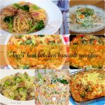 Top 7 best bekeken broccolirecepten