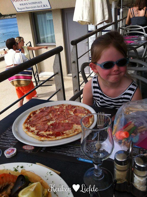 Pizza in Bénodet