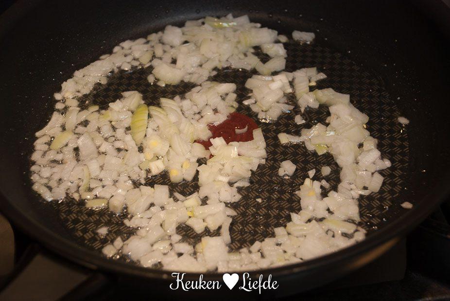 Gebakken rijst-5213