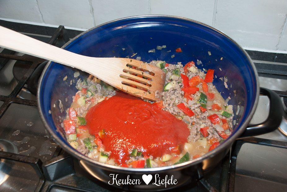 Glutenvrij genieten - lasagne-5566