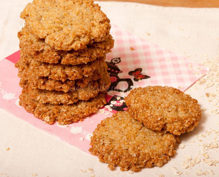 Speels & Smakelijk: havermoutkoekjes - Keuken♥Liefde Havermoutkoekjes