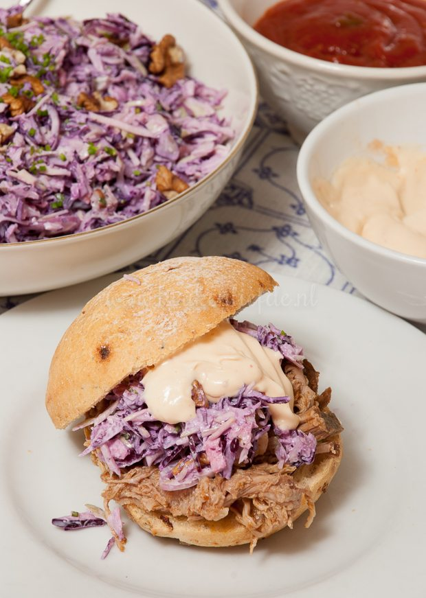 Mieks Special: pulled pork