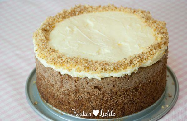 Zoet & Zalig: carrot cake
