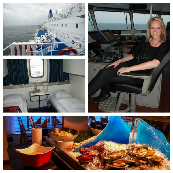 Minicruise Newcastle met DFDS Seaways