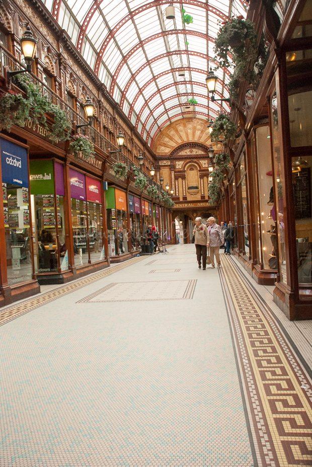 Winkelcentrum Central Arcade