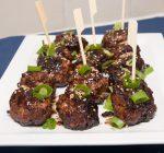 Party food: Aziatische snackballetjes