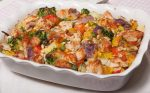 Mieks Special: ovenschotel kip pesto