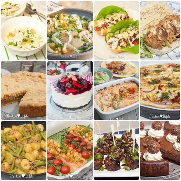 Best bekeken recepten van 2015!