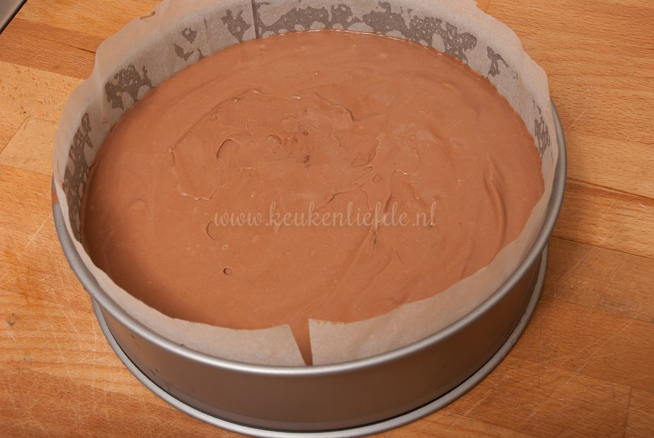 Ferrero Rocher taart-7631