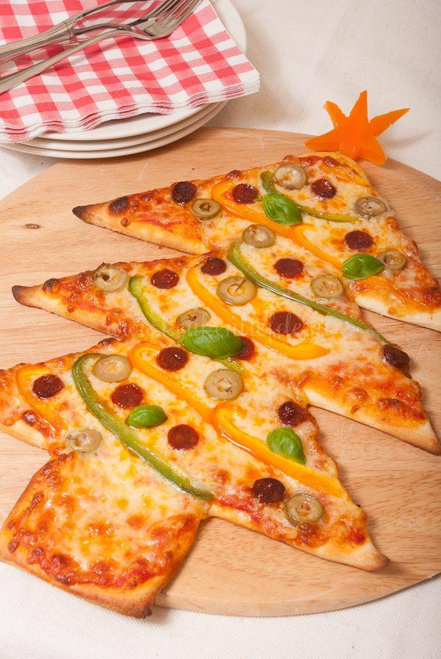 Kerstboompizza-7537