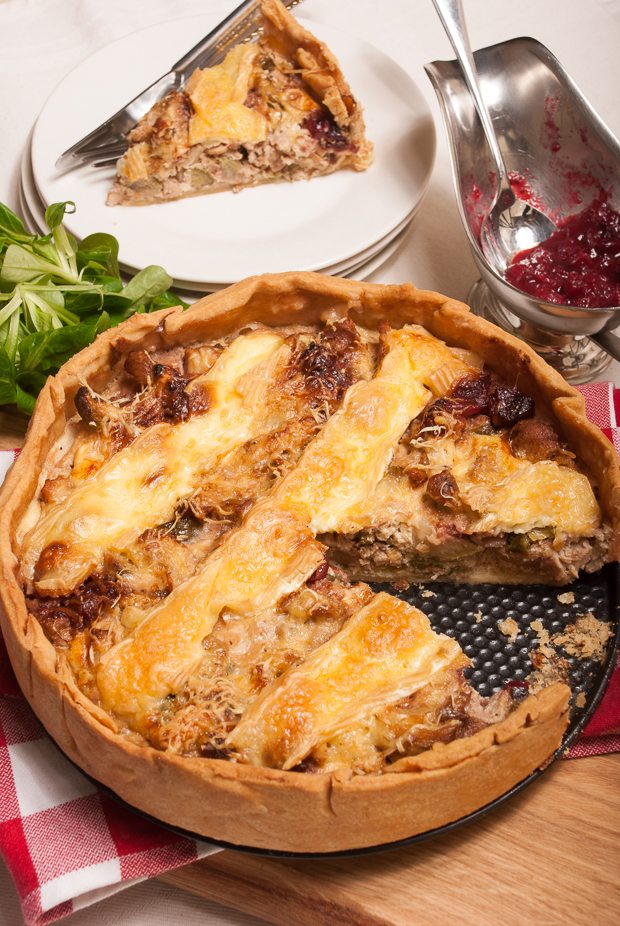 Left over kerstquiche-7830