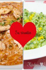 5x risotto recept