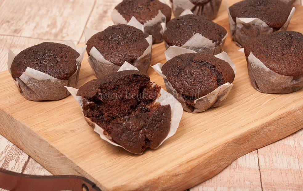 Chocolade muffins-8313