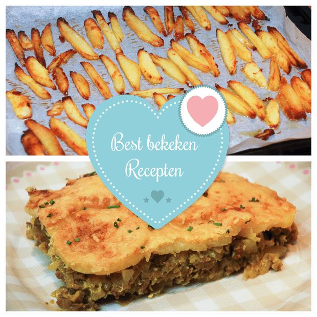 Oud Hollandse Keuken Recepten : Broccoli-ovenschotel met kip, champignons en krieltjes