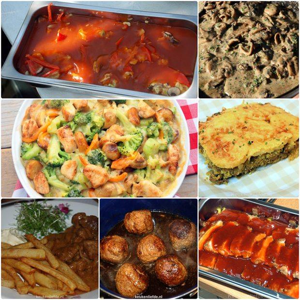 Best bekeken recepten week 1