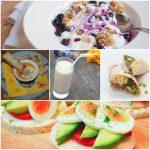 Mijn 5 favoriete ontbijtrecepten