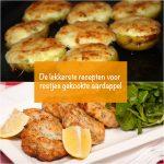 11x recept voor restjes gekookte aardappel