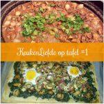 KeukenLiefde op tafel #1