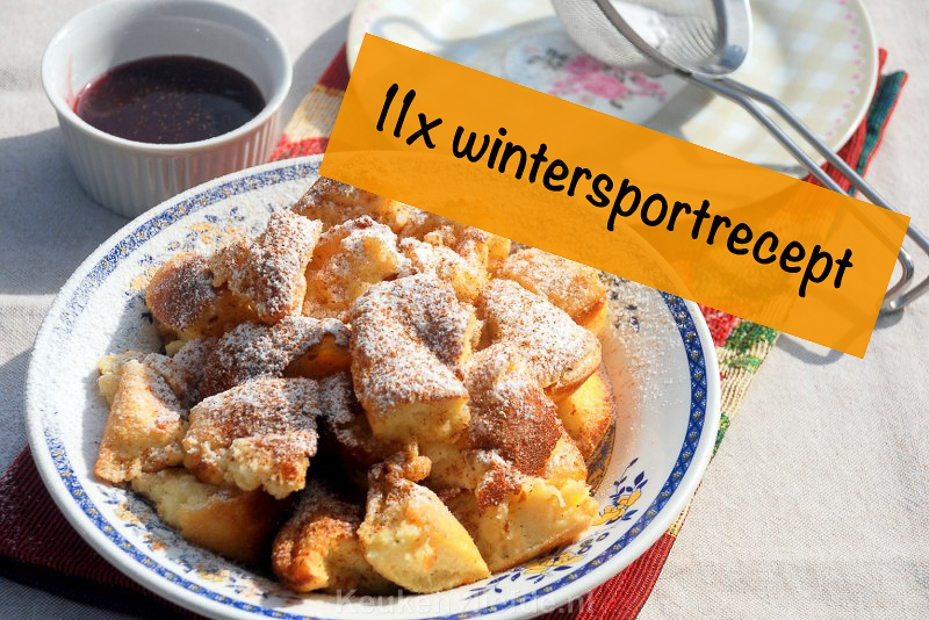 11 populaire wintersportrecepten