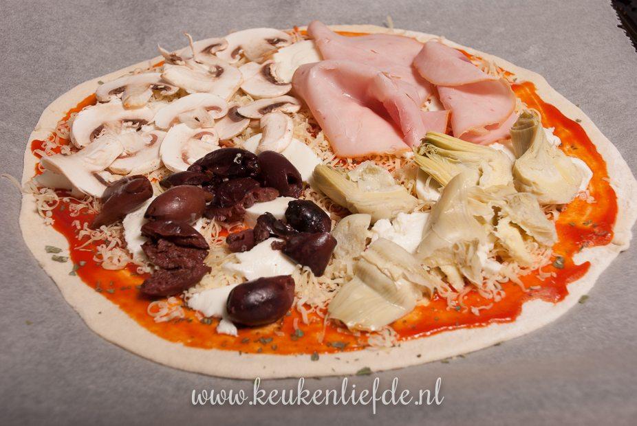 Pizza quattro stagioni-9645