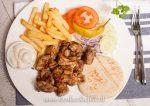 Mieks Special: kip kebab schotel