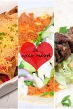 3x wrap recept: Mieks favorieten