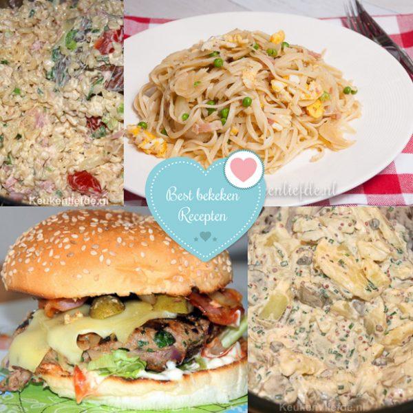 Best bekeken recepten week 18