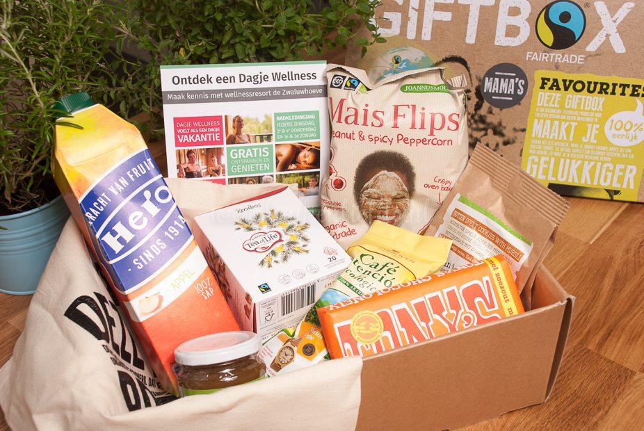 Moederdag cadeautip: Fairtrade Giftbox Moederdag-editie