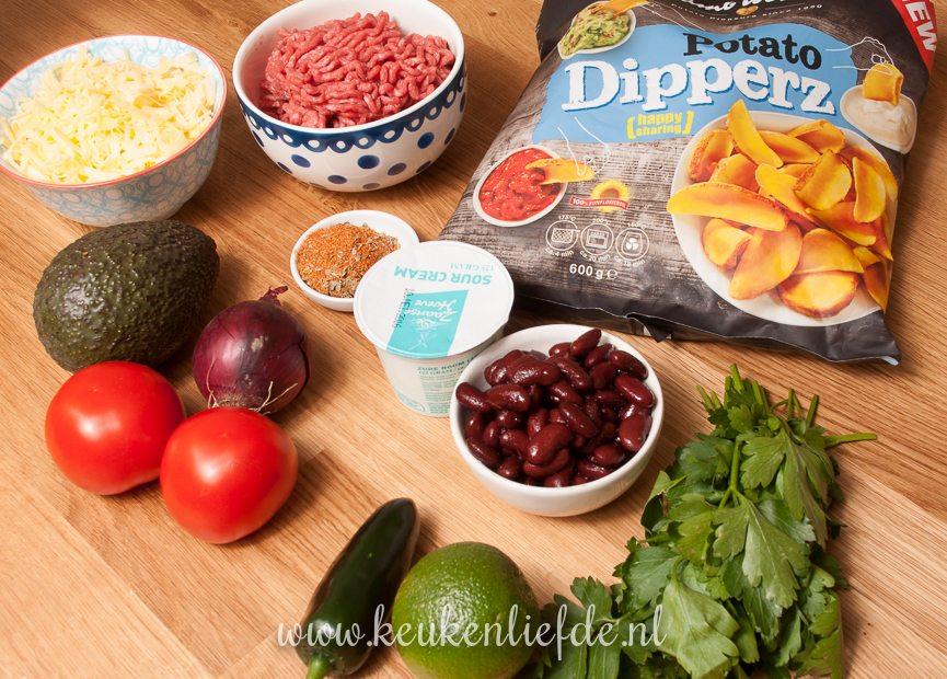 Loaded Potato Dipperz
