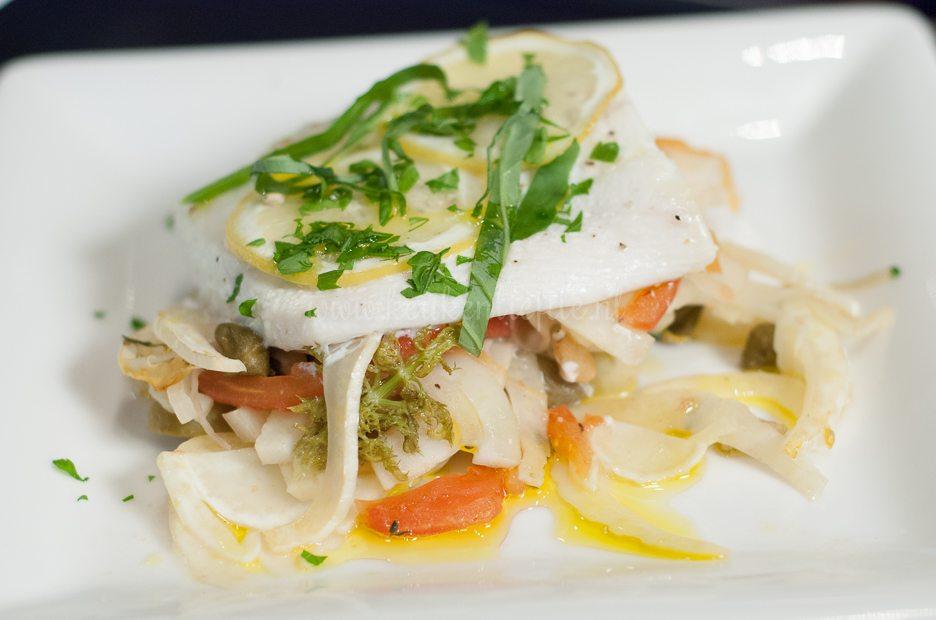 Siciliaanse vis uit de oven - Miele Kook Challenge!