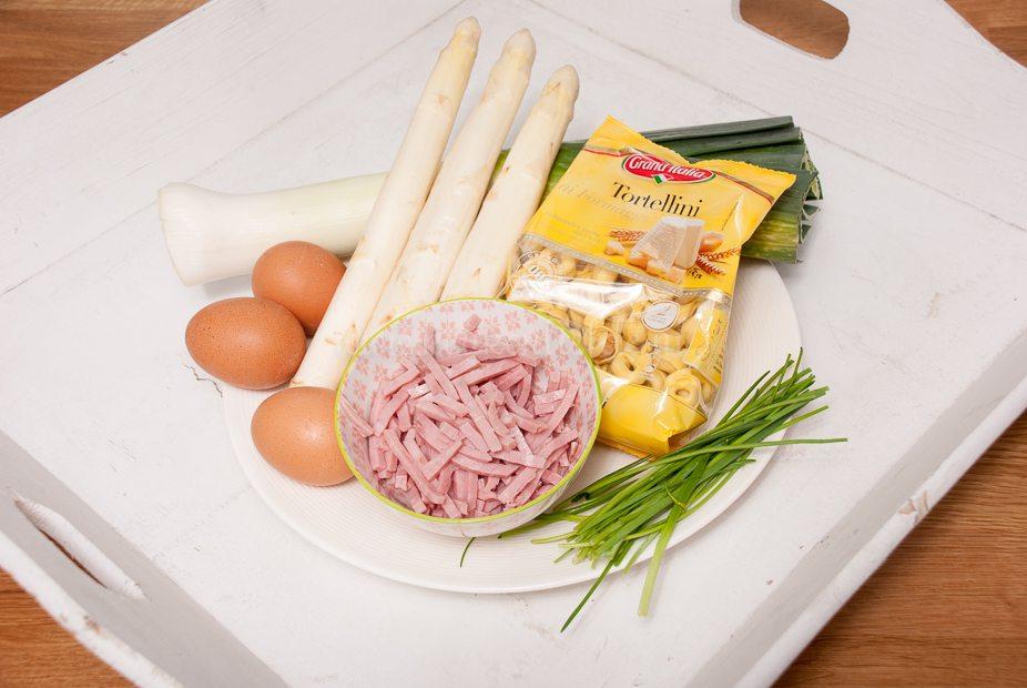 Tortellini salade met asperges-1714