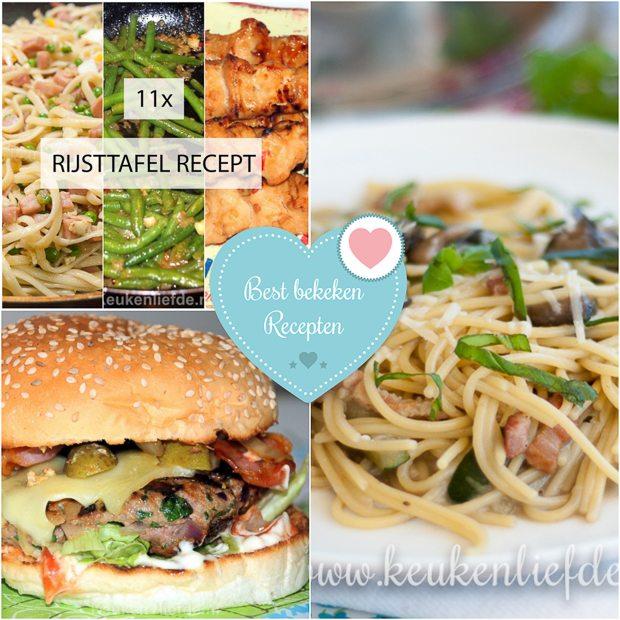 Best bekeken recepten week 29