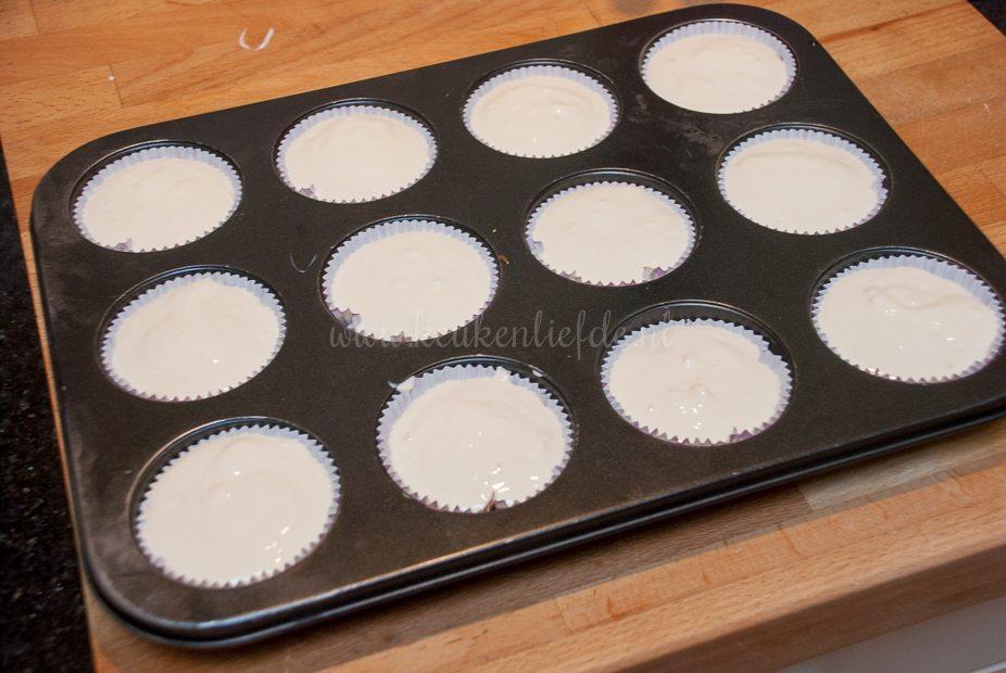 Carrot cheesecake cupcakes