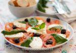 Koken op de camping: salade caprese
