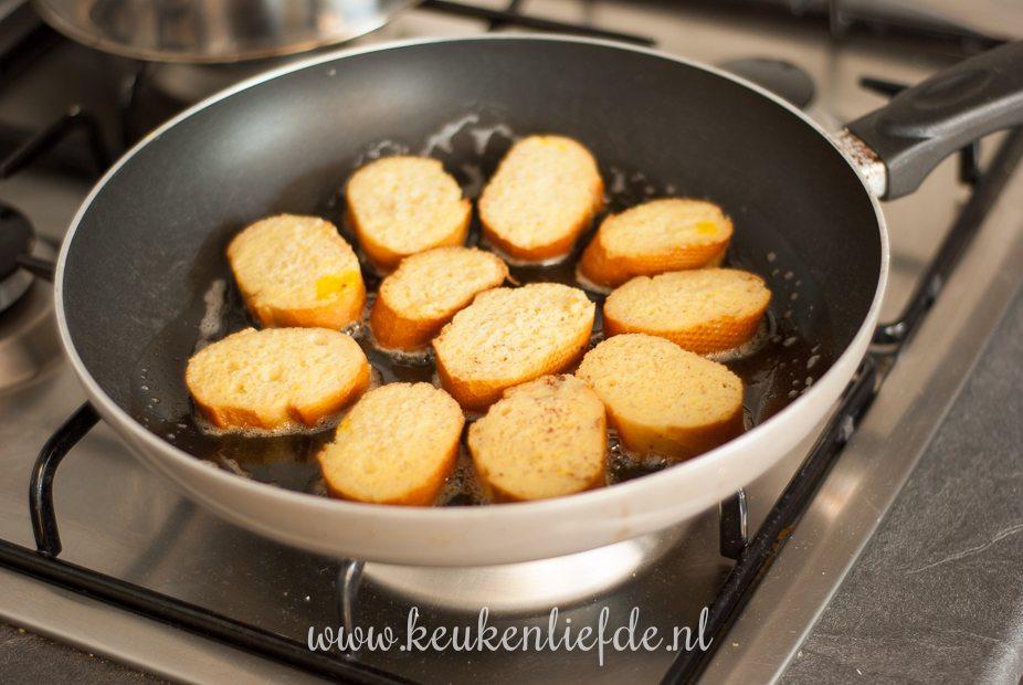 Koken op de camping: stokbrood wentelteefjes