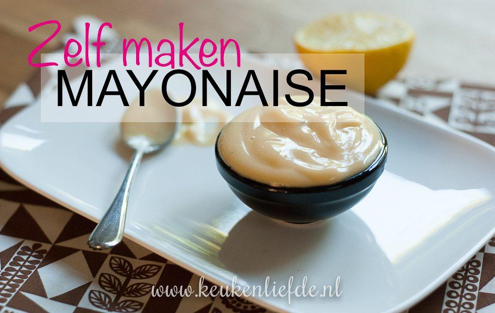 Engelse Keuken Voorgerecht : Video: zelf mayonaise maken – Keuken?Liefde